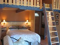 Queen Bed and Loft